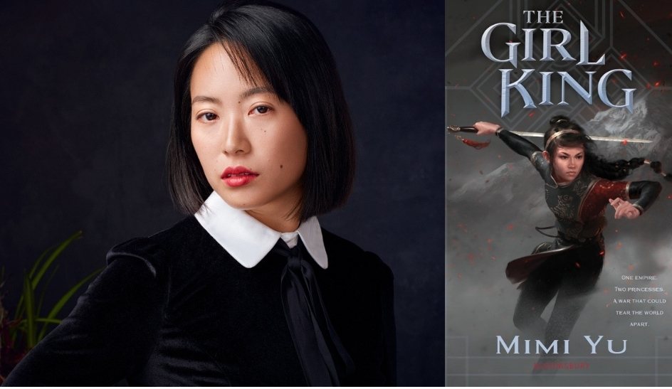 "Mimi Yu On Empire, Shaping Characters, and More in ""The Girl King"""