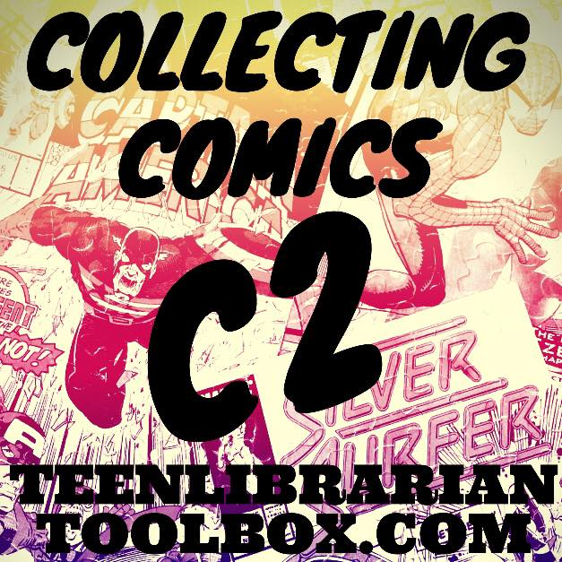 Collecting Comics: September 2018 edition