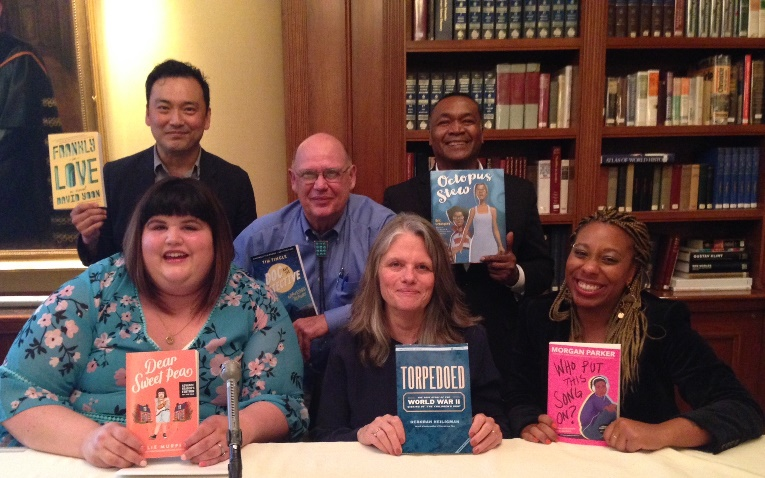 Beloved Favorites and Debut Stars Shine at Eighth Annual Children's Librarians' Author & Illustrator Dinner