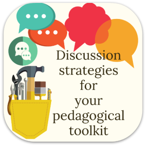 Discussion Strategies for Your Pedagogical Toolkit