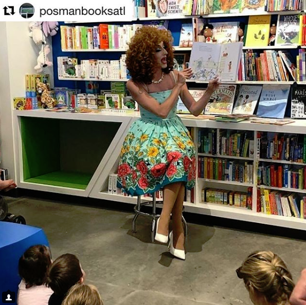 Drag Queen Story Hour Brings Fun—And Continued Protests