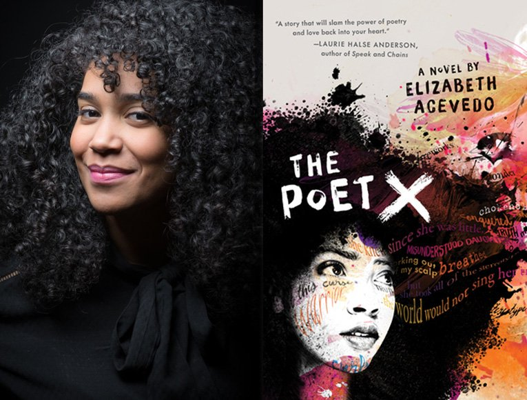 Elizabeth Acevedo and 'The Poet X' Add Printz, Pura Belpré to Awards Collection