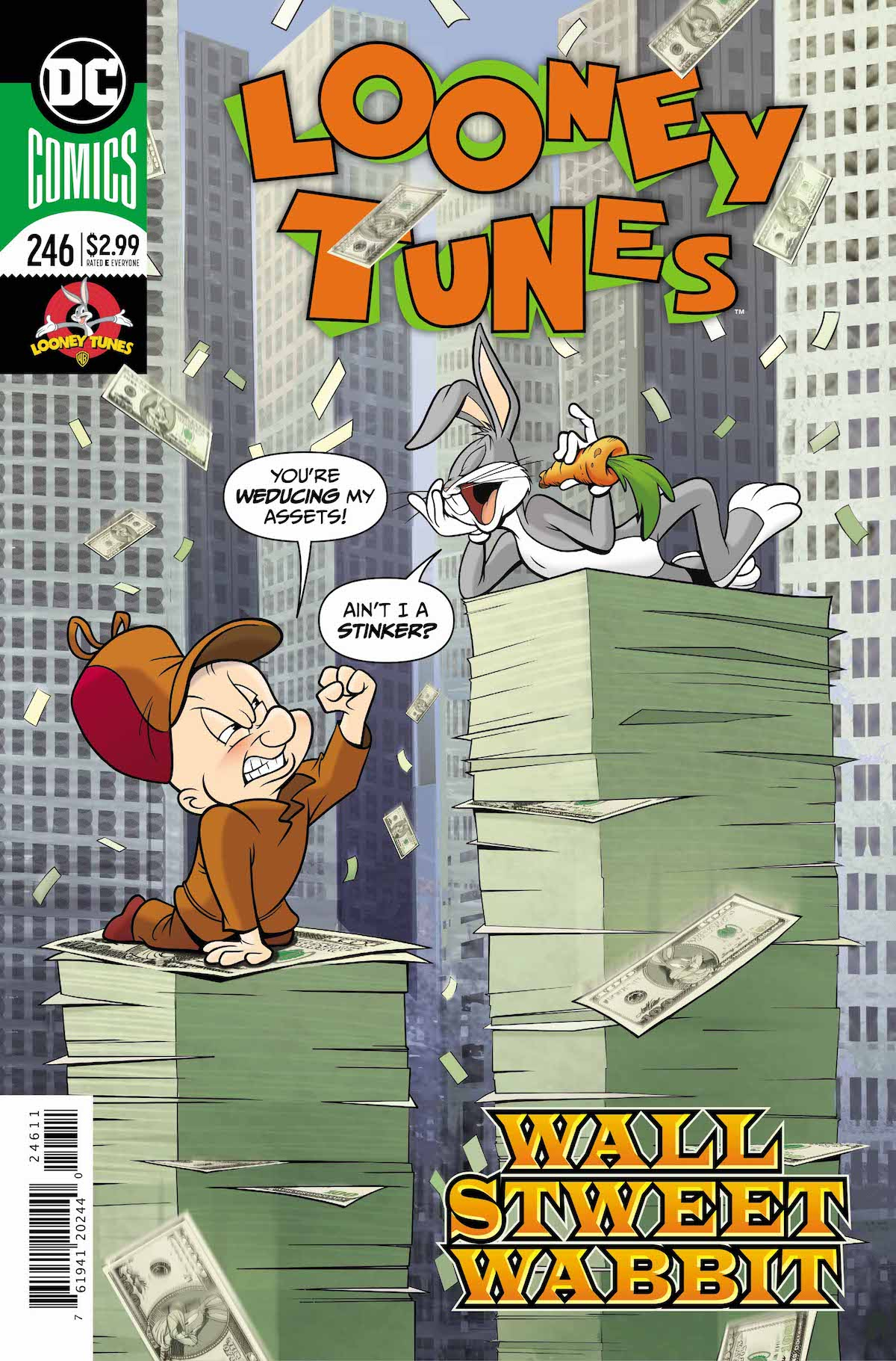 Preview: 'Looney Tunes' #246