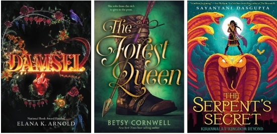 Reimagining Our Futures: YA Authors On Feminism, Fairy-Tales, & Fantasy