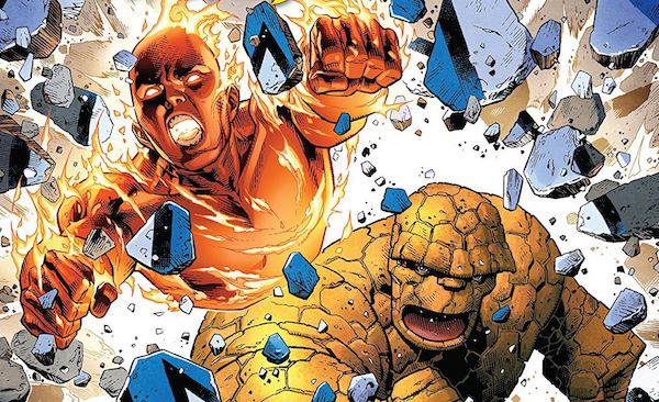Review: 'Marvel 2-in-One Vol. 1: The Fate of The Four'