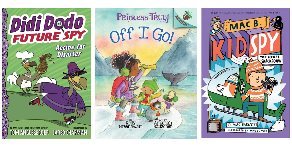 13 Chapter Books To Tickle Funny Bones Summer Reading 2020 School Library Journal
