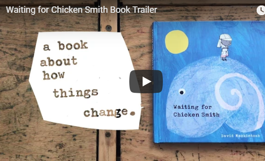Book Trailer Reveal: