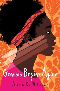 Genesis Begins Again book cover