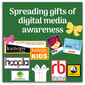 Play Library Santa: Sharing gifts of digital media