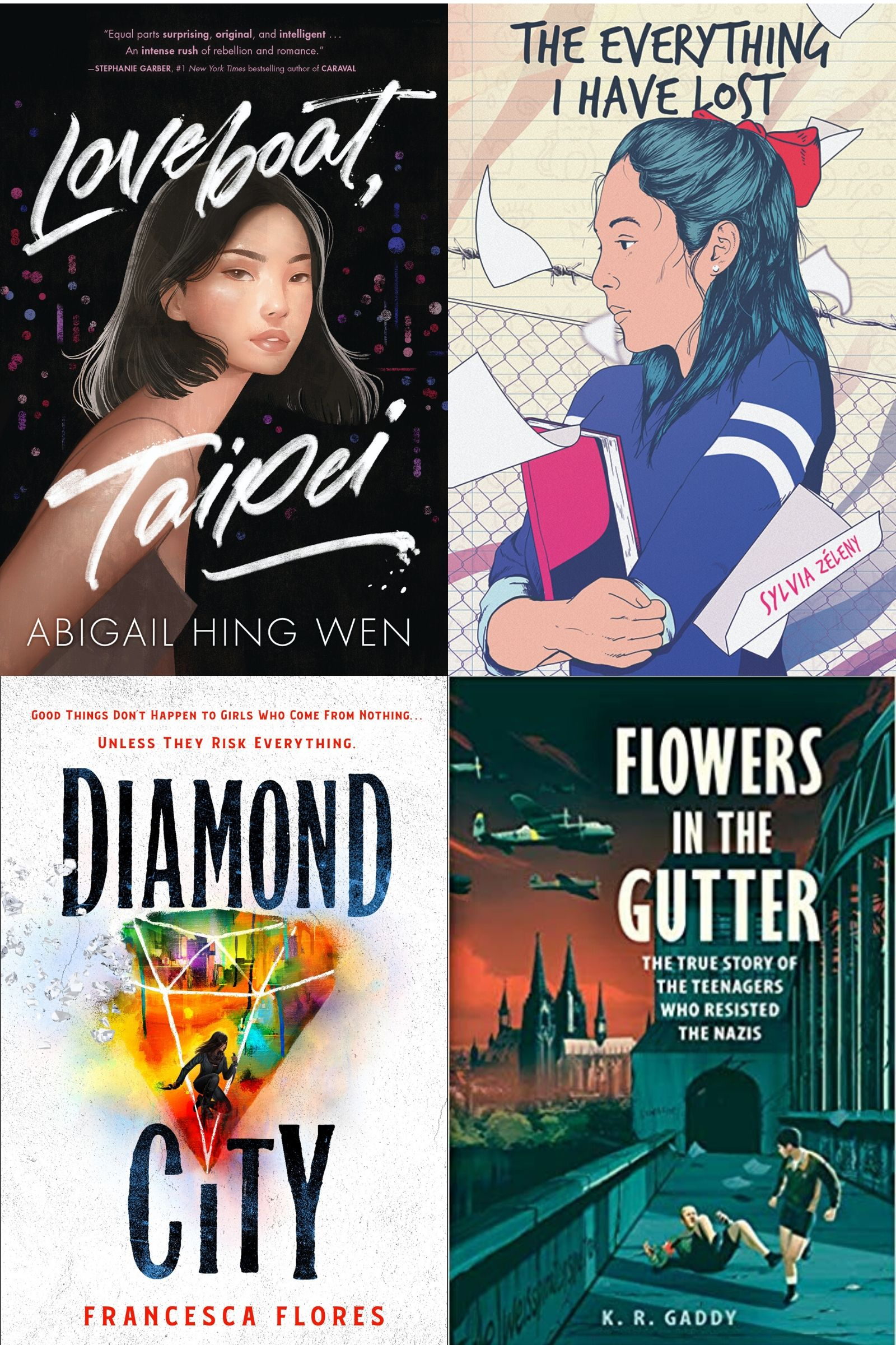 January's Debut YA Authors on Their New Year's Resolutions