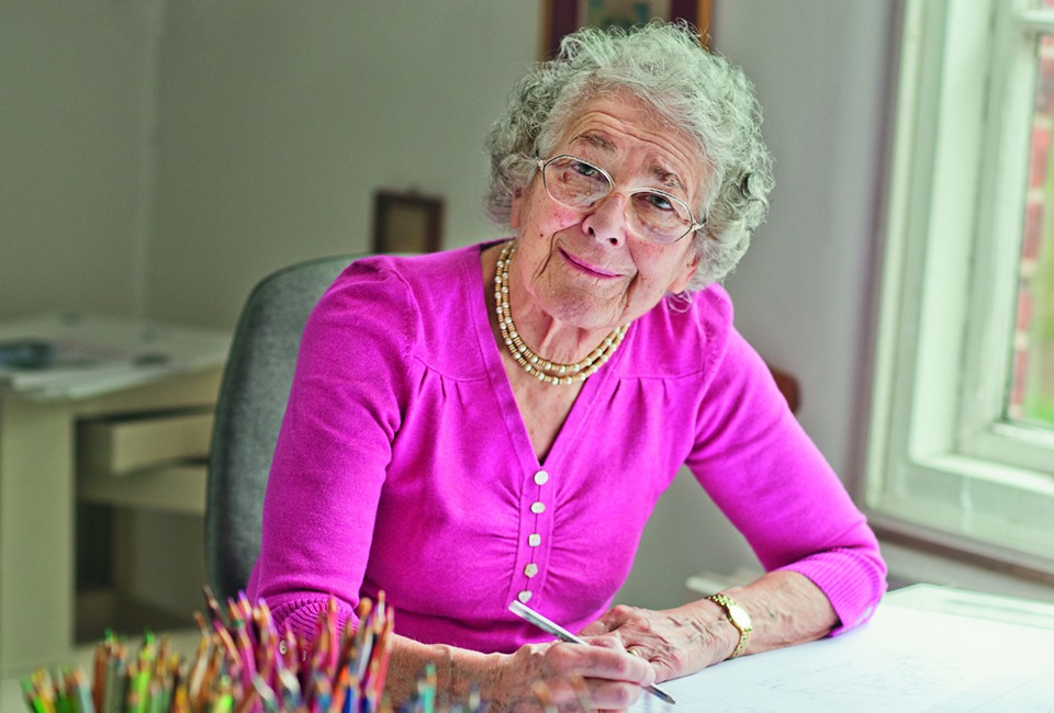 Readers Mourn, Celebrate Author Judith Kerr, Who Has Died at 95