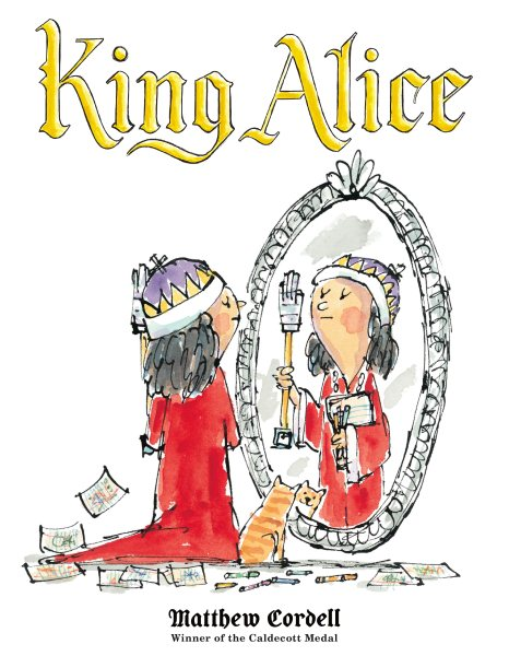 Book Trailer Reveal: King Alice by Matthew Cordell