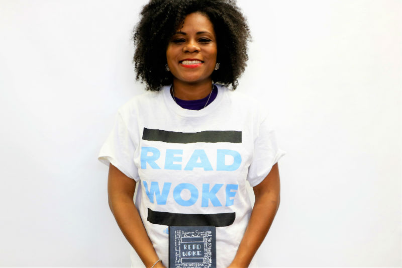 Cicely Lewis Wins YALSA Teen Lit Program Award