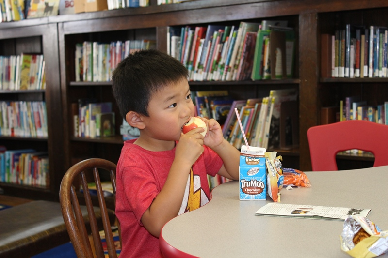 "Contra Costa Library Offers Free Lunch at Nine Branches and a ""Safe and Welcoming Space"""
