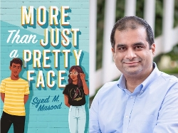 More Than Just a Pretty Face cover and Syed Masood