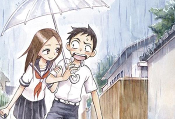 teasing master  Review: 'Teasing Master Takagi-san' Vol.1 — Good Comics for Kids