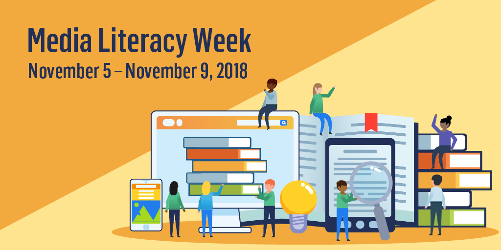 Media Literacy Week on Participate
