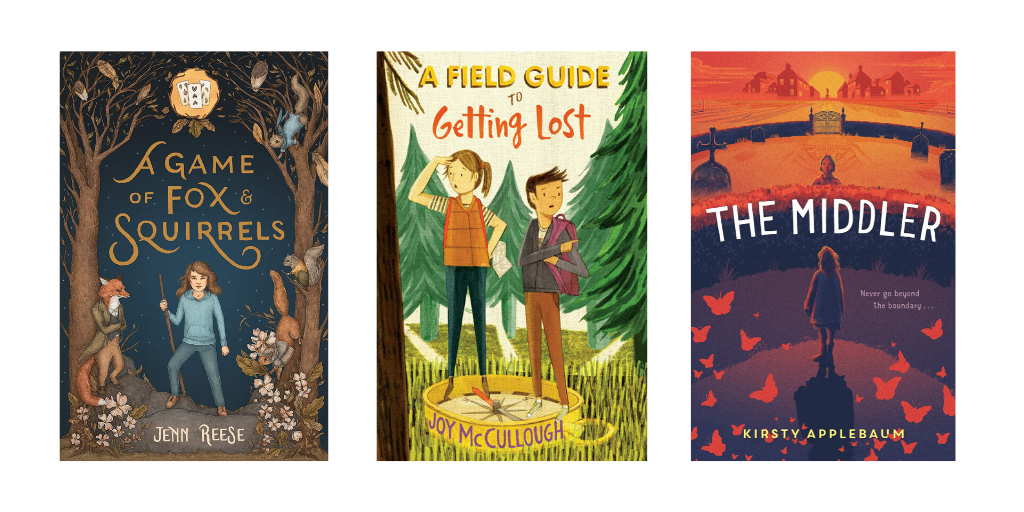 3 Novels for Tween Readers Out This Week—All Available as Ebooks