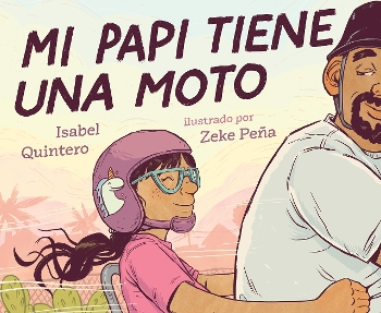 book cover of Mi Papi