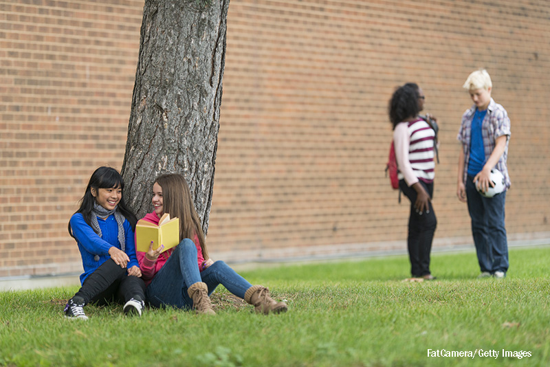 Books Navigate the Good, Bad—and Often Complicated—World of Middle School Friendships