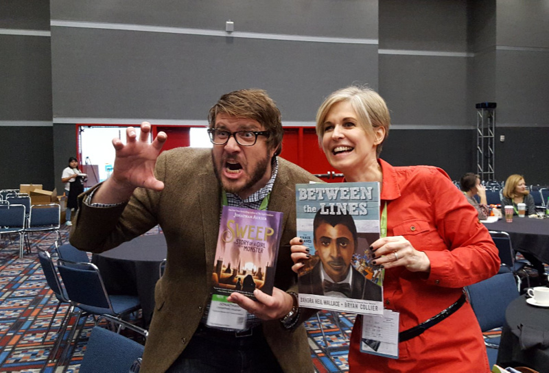 Charlotte Huck and Orbis Pictus Book Award Winners | NCTE 2018