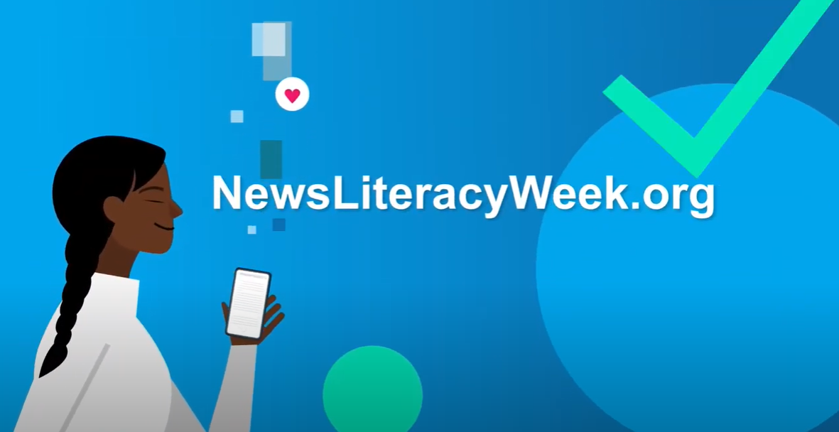 News Literacy Week Brings Events and Information for Educators and Students