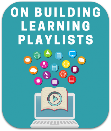 Building Learning Playlists