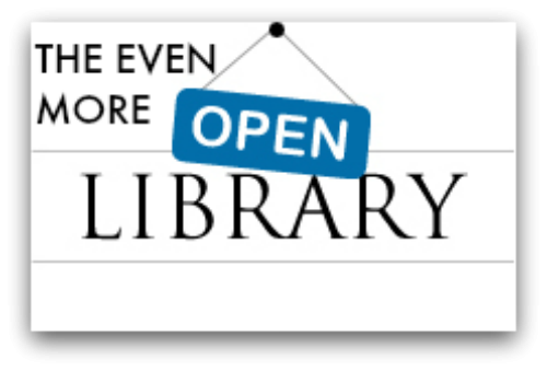 Open Library gets even more open