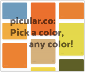 Picular: Googling for Colors
