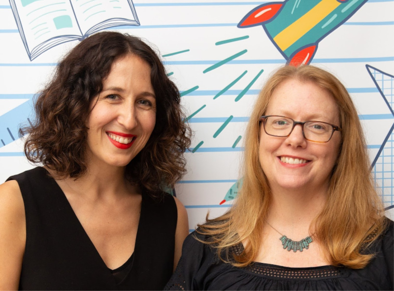 "Rachel Payne, Jessica Ralli To Pen SLJ Early Learning Column, ""First Steps"""