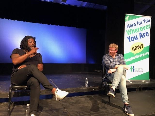 Jason Reynolds and Brendan Kiely Discuss Racism, White Privilege, and Censorship