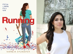 Running cover and Natalia Sylvester