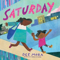 On 'Saturday' With Oge Mora