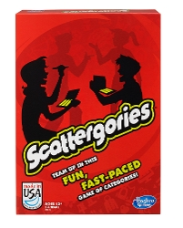 image of Scattergories box
