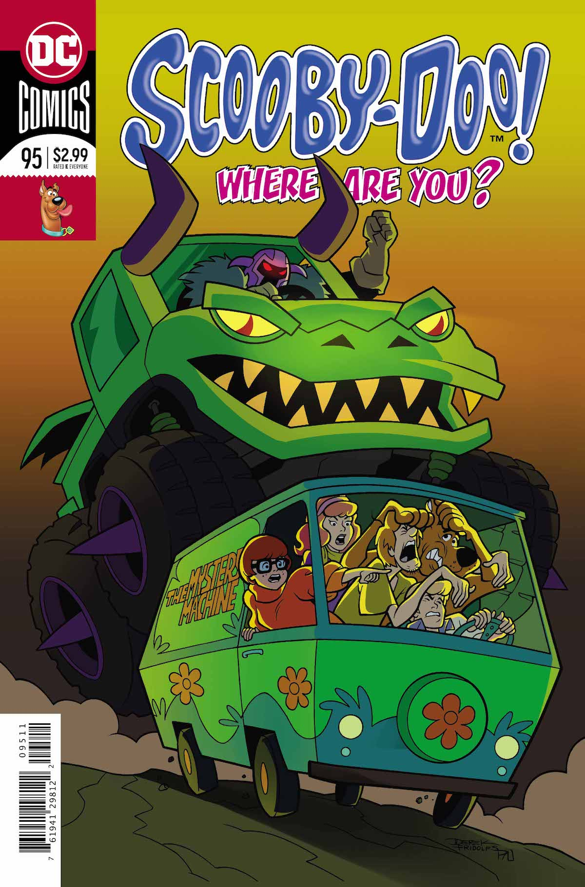 Preview: Monster Truck Mashup in