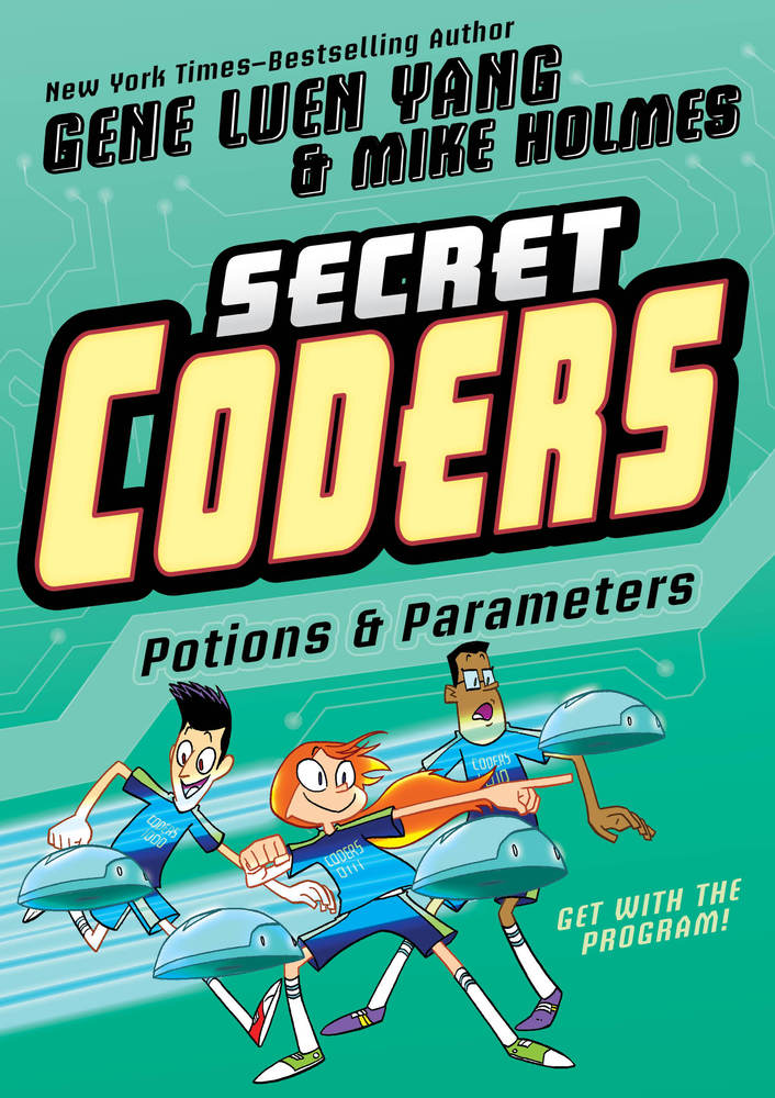 Review: Secret Coders 5