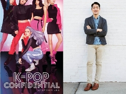 K-Pop Confidential cover and Stephan Lee