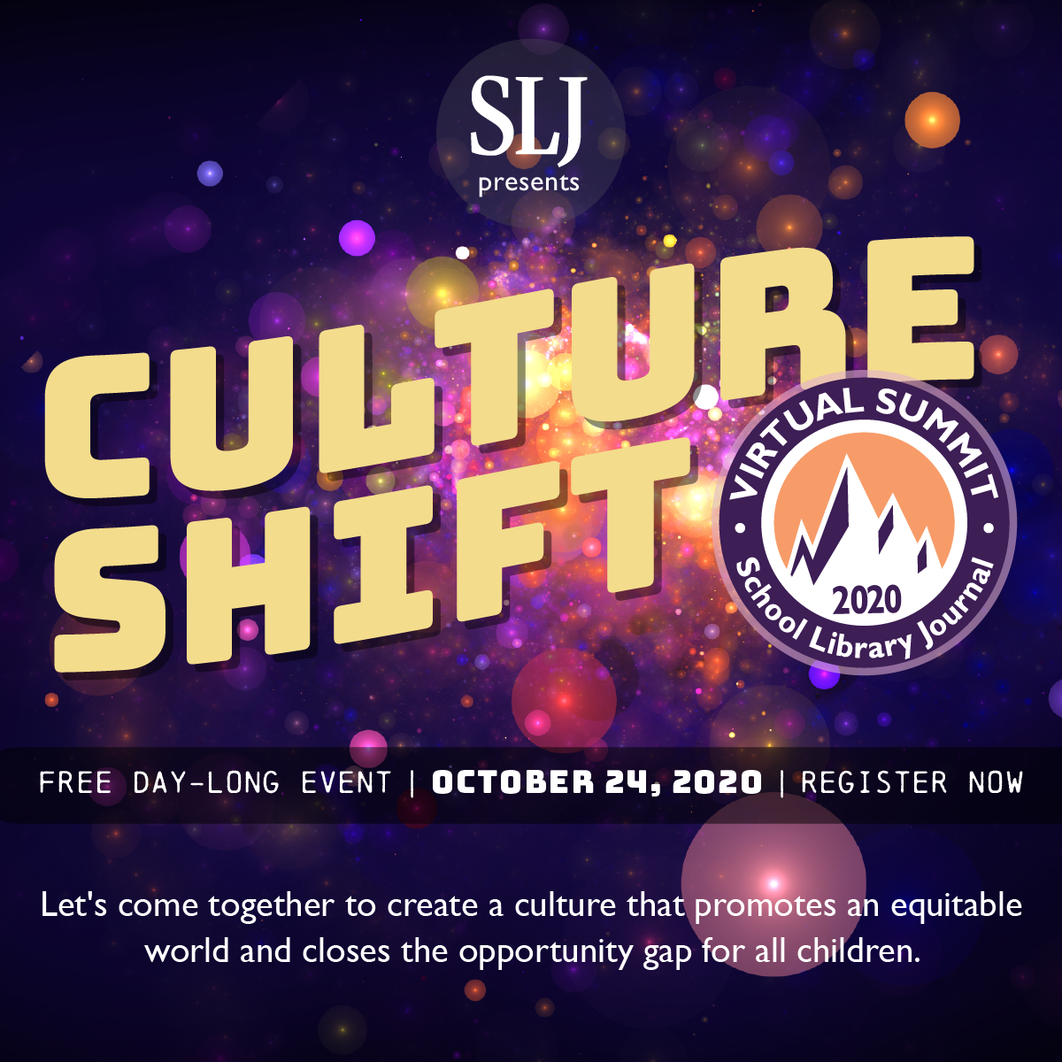 SLJ Summit 2020 Features Ijeoma Oluo, Tommy Orange, James McBride and Sessions for This Challenging Time