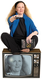 A Killer Story An Interview With Suzanne Collins Author Of The