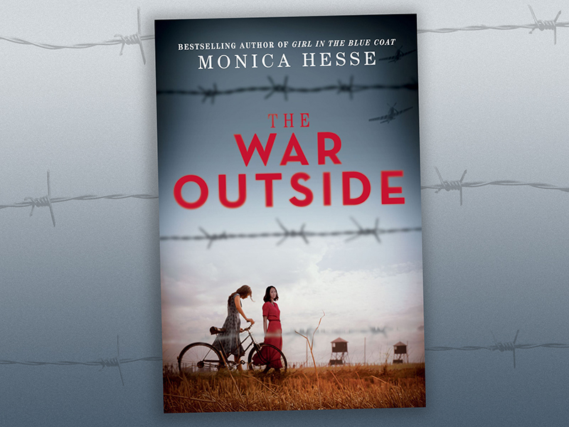 The War Outside by Monica Hesse | SLJ Review