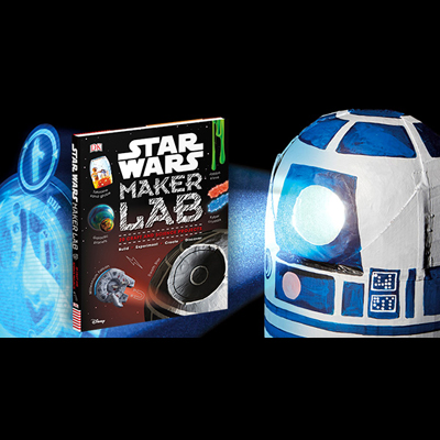 Star Wars (TM) Maker Lab Project: R2-D2 Holoprojector