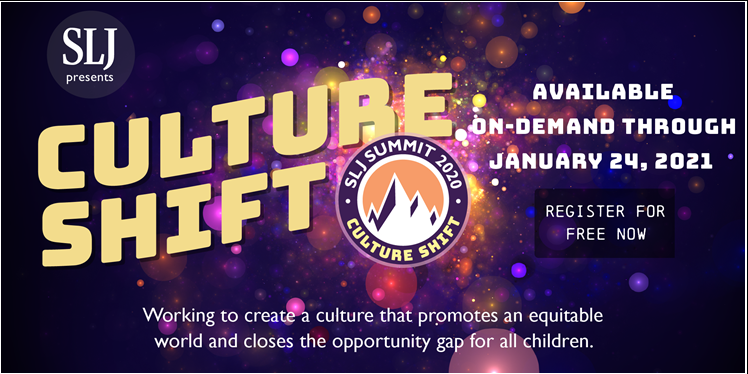 Missed the SLJ Summit? You Can Access the Full Program on Demand.