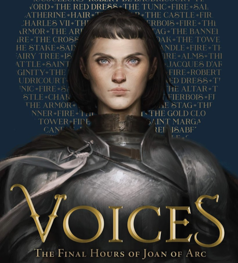 Lesson Plan for 'Voices: The Final Hours of Joan of Arc'