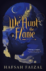 We Hunt the Flame cover