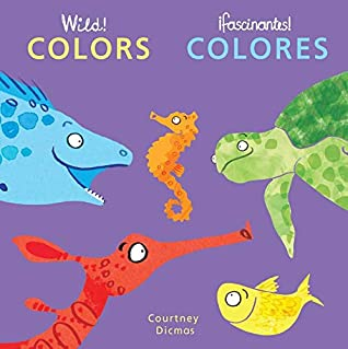 Colores Fascinates, part of our Spanish Board Book roundup
