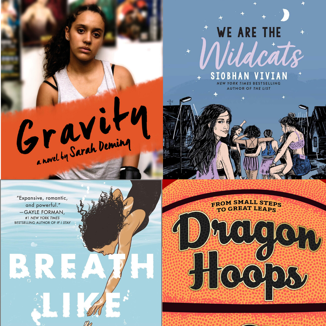 7 Slam-Dunk Sports Fiction Titles for Teens | Summer Reading 2020