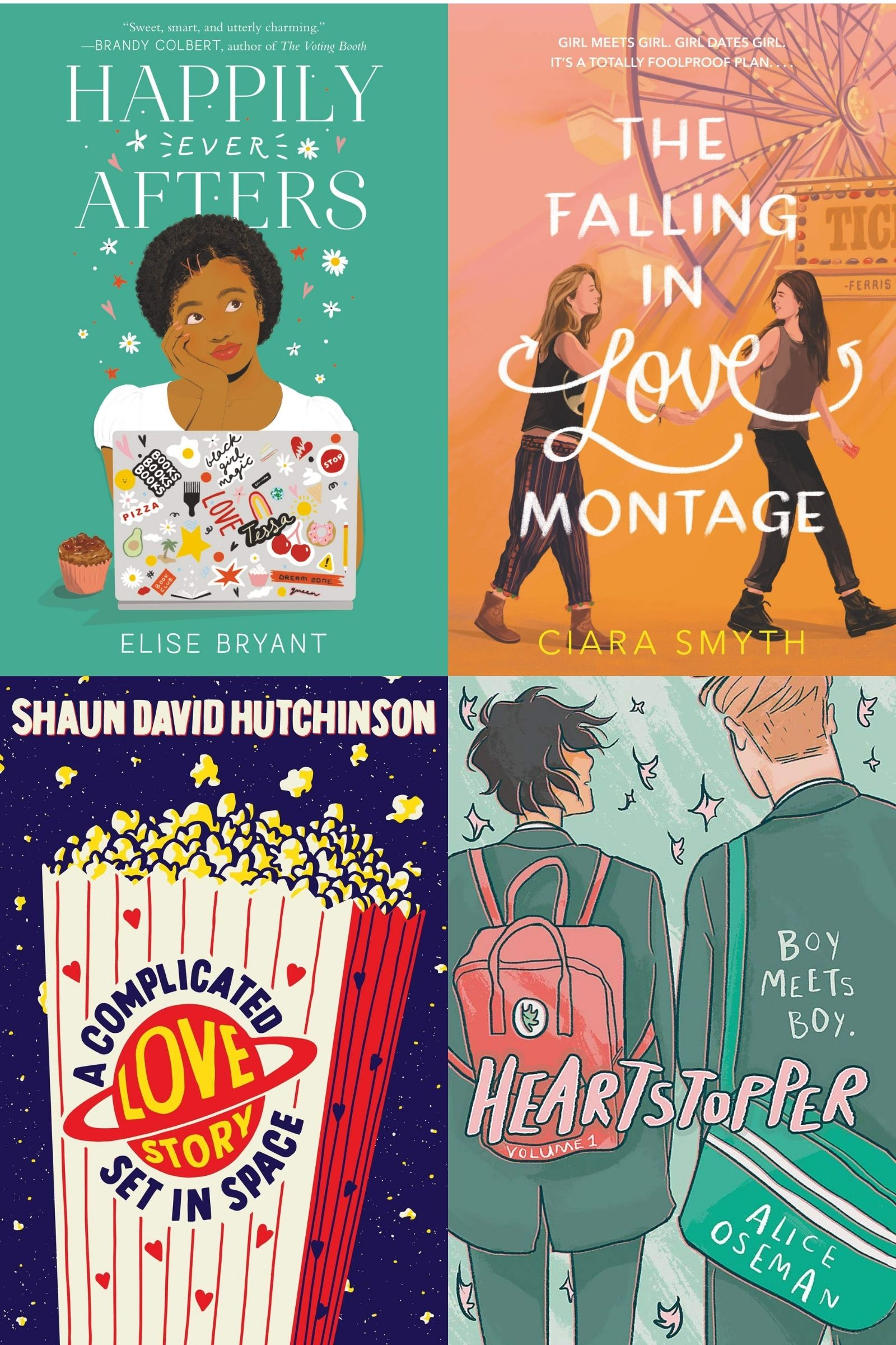 16 YA Romances To Warm Winter Hearts