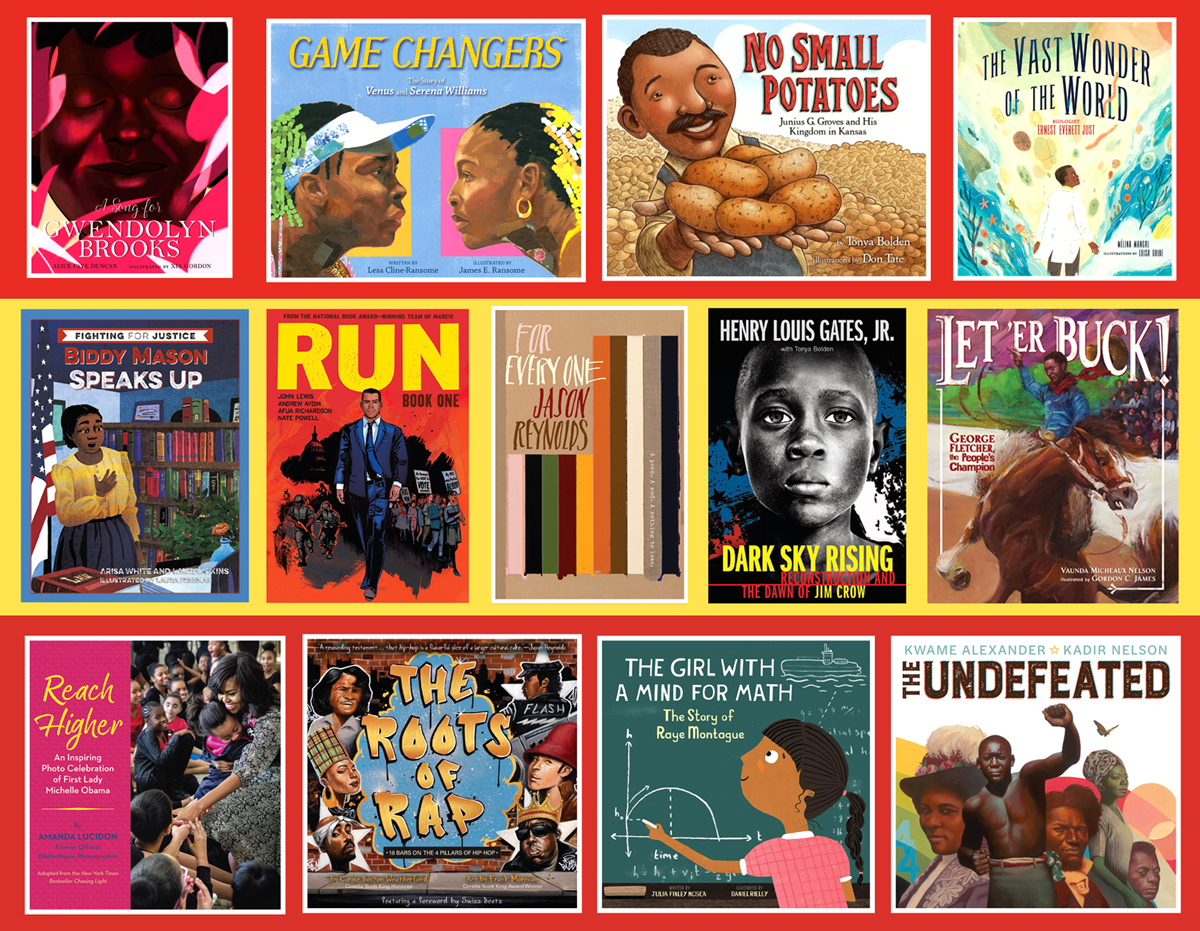42 Poetry & Nonfiction Titles To Celebrate the Legacy of Black Creators & Historical Figures