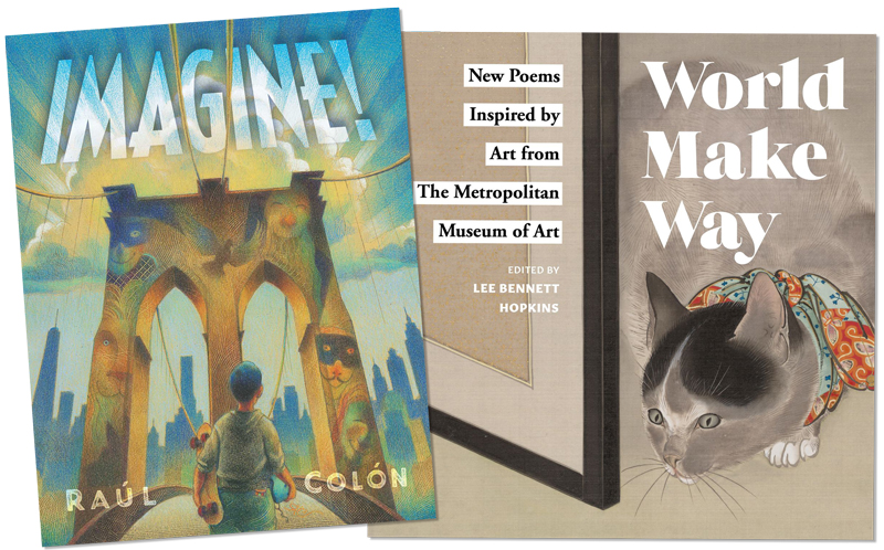 An Ode to Artists: Two Books for Young Readers That Celebrate Art
