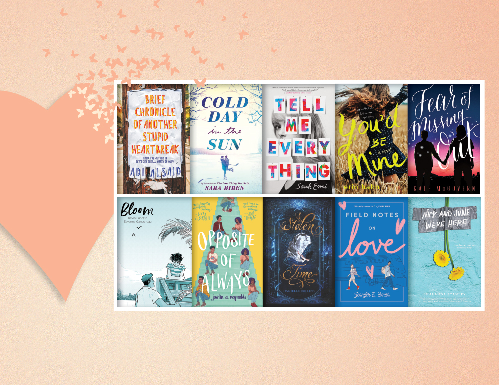 Love Is In The Air: YA Romances To Look ­Forward to This Spring